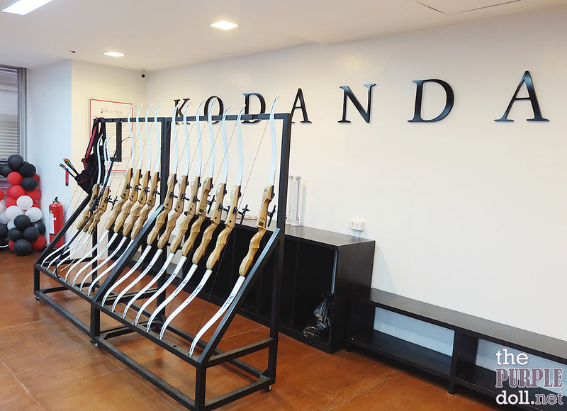 Bows for archery at Kodanda