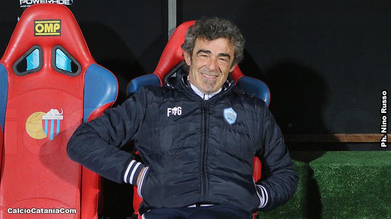 Gaetano Auteri, tecnico siciliano del Matera