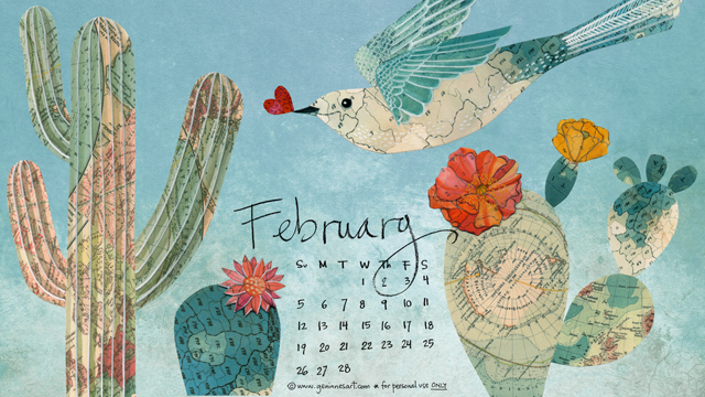 Feb17Desktop Calendar