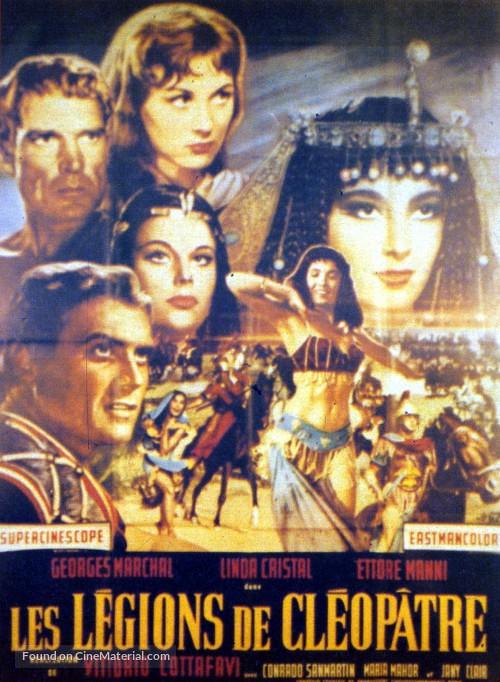 Le Legioni di Cleopatra - Poster 4