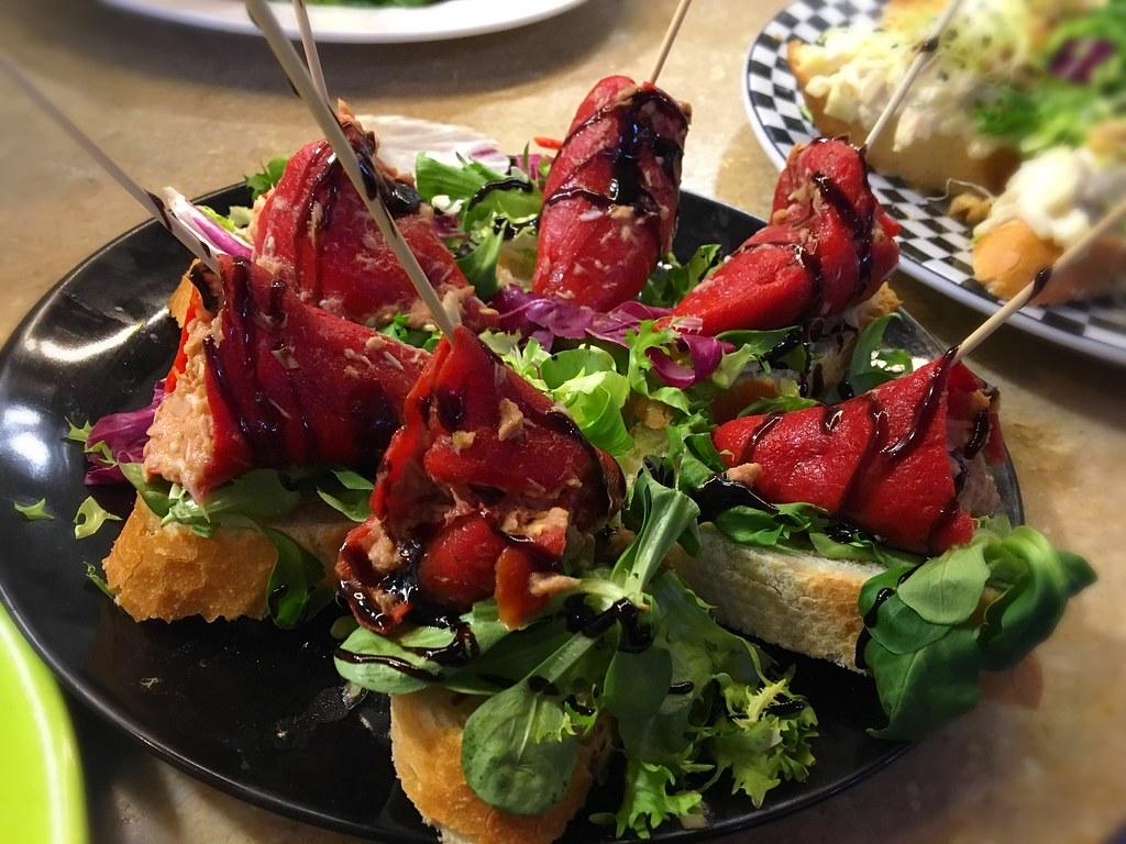 Palma de Mallorca, ravintoloita