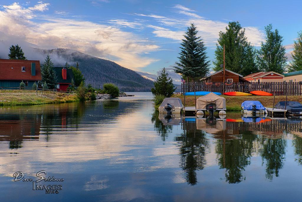 Morning in the Marina | Grand Lake, Colorado | Dave ...