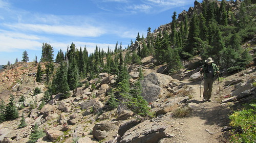 Lakes Basin Recreation Area | by Jeff Moser / BikeCarson.com