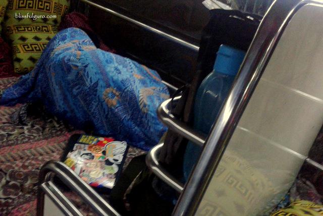 Sleeper Bus Vientiane Pakse Laos
