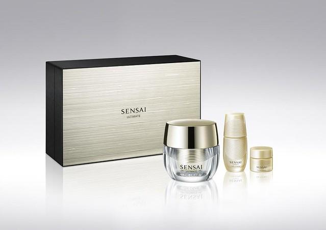 Sensai Ultimate The Cream set