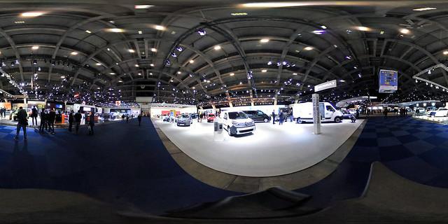 Stand Renault - Salon de l'Auto de Bruxelles - 2017
