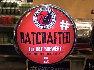The Rat Brewery, Rat Crafted, England