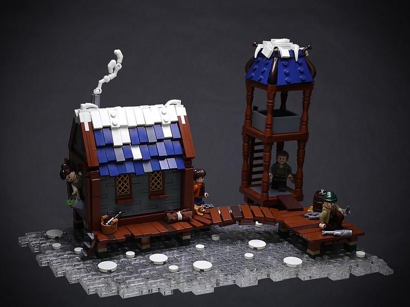 LEGO Laketown