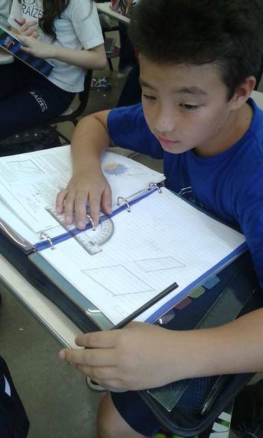 Trabalhando formas geométricas