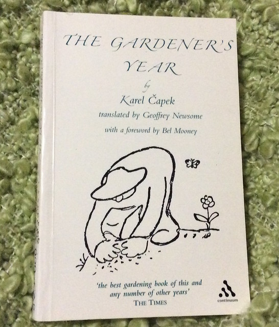 The Gardener's Year, by Karel Capek