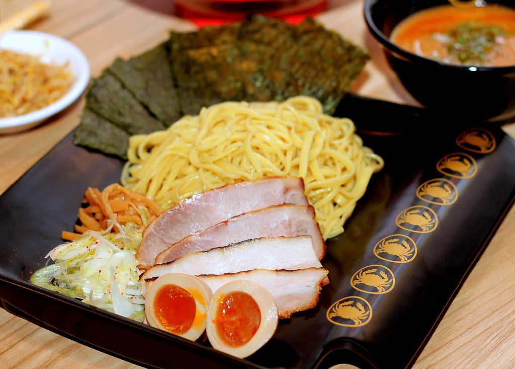 Ramen In Singapore: Ramen Keisuke Kani King Crab Dipping Noodles Tsukemen