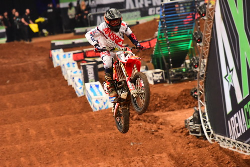 Ben Clayton, Supermini, Arenacross Tour, Birmingham 2017