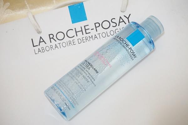 敏感肌專用卸妝水 ❤  La Roche-Posay  溫泉舒緩低敏卸妝潔膚水
