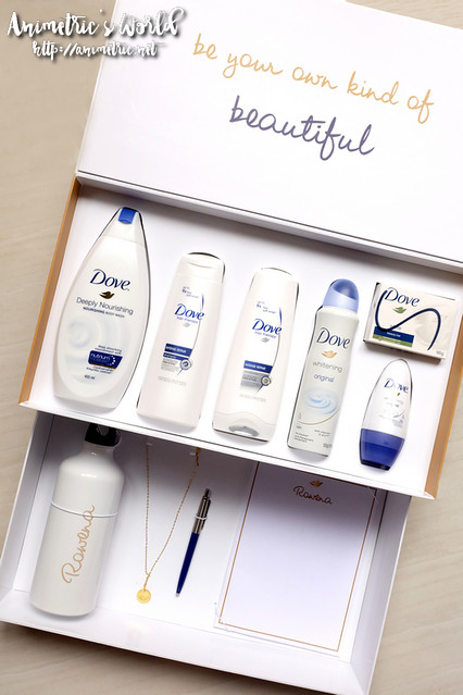 Dove Be Your Own Kind of Beautiful