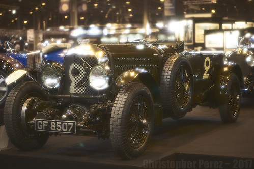 Bentley ~ Retromobile 2017 ~ Paris, France