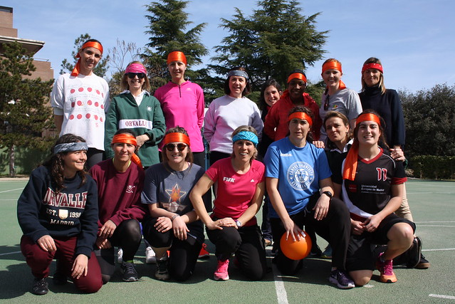 Sports Day 2017 - ESO y Bach