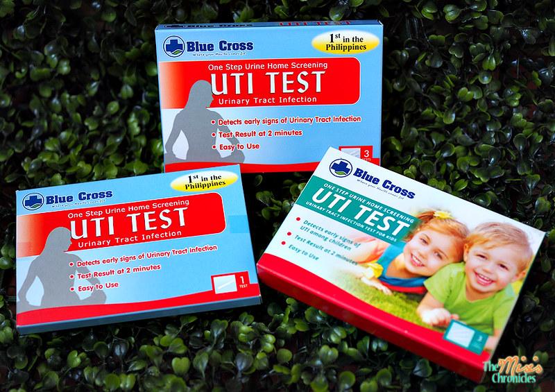Blue Cross UTI Test