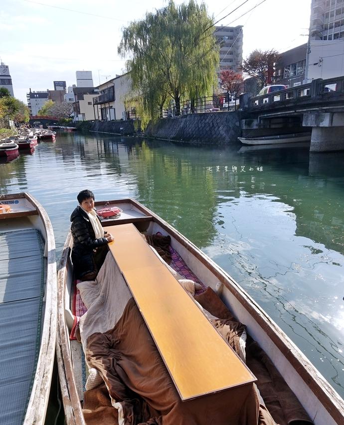 17日本九州自由行 日本威尼斯 柳川遊船  蒸籠鰻魚飯  みのう山荘-若竹屋酒造場