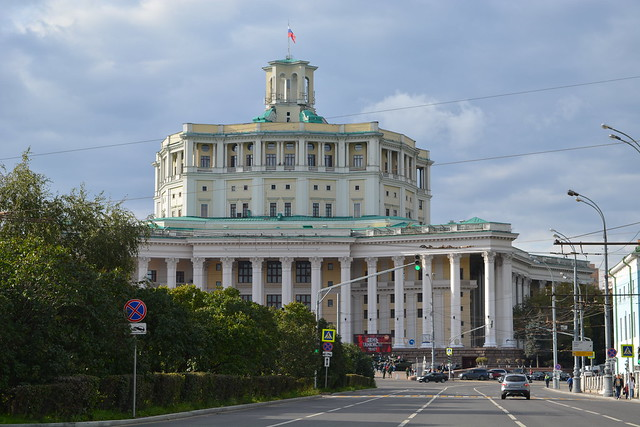 Academic theatre of Russian Federation army