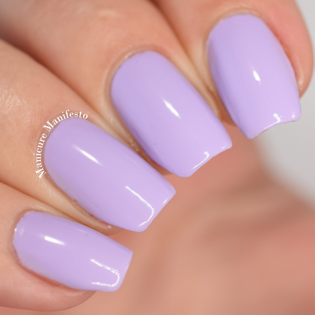 Purple zoya