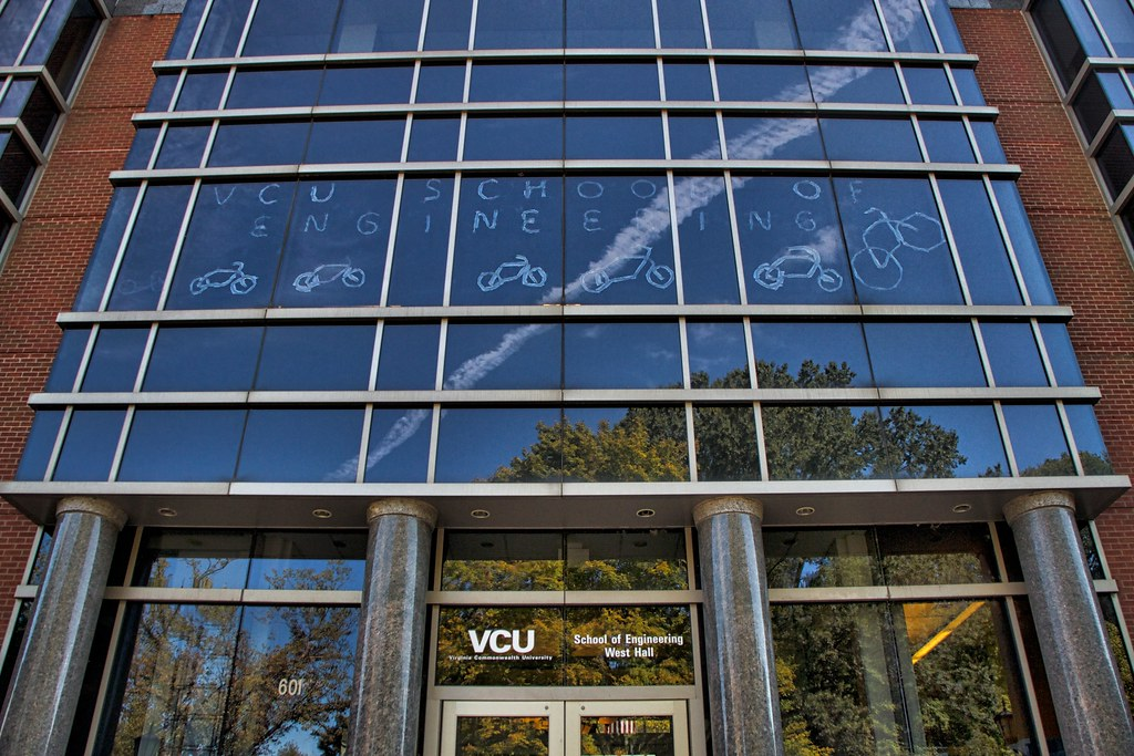 Vcu Engineering Building
