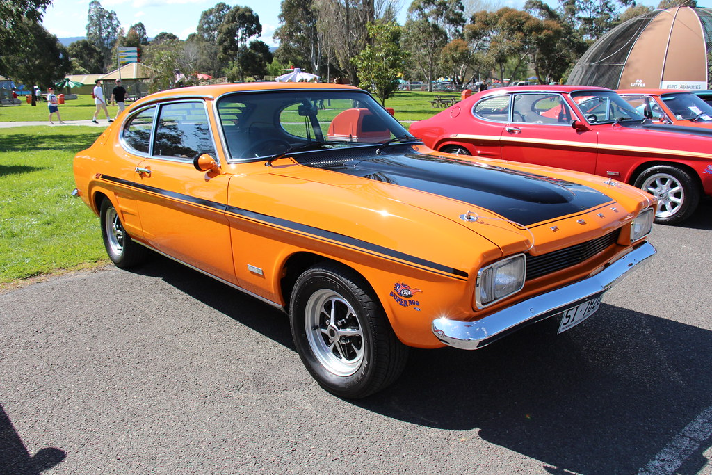 1970 ford capri mk i 3000gt raw orange while ford. Black Bedroom Furniture Sets. Home Design Ideas