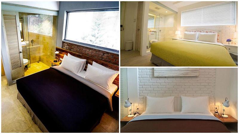 Summer Bird Bed Brasserie Adalah Hotel Yang Indah Di Pusat Kota Dirancang Dengan Desain Sangat Menarik Dari Luar Tampak Seperti