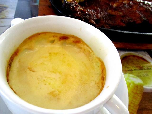 Noodle House potato gratin