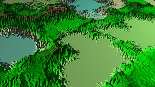 Fractal Terrain