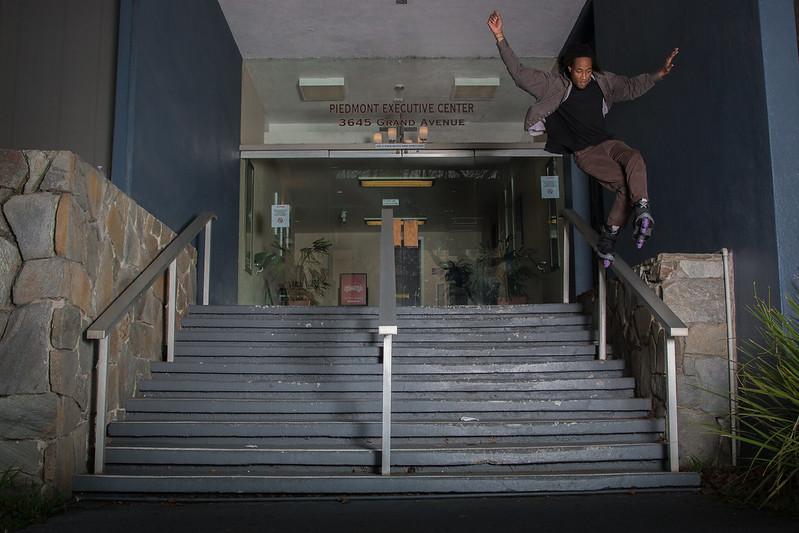 Philip Moore / Negative Makio / Oakland