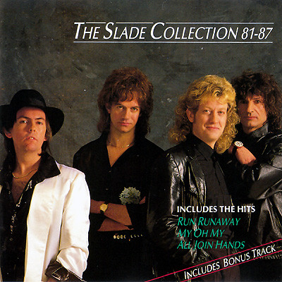 CD-The Slade Collection - Front