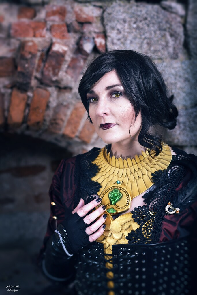 Morrigan - Dragon Age Inquisition