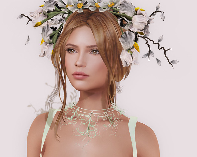 Amara beauty @ SF 17, Iris headpiece LODE