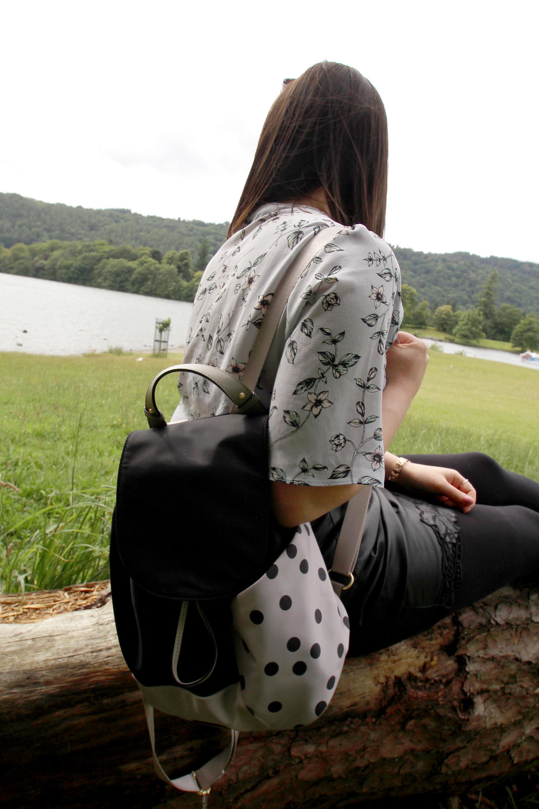 Radley Cadnam backpack fashion blogger uk