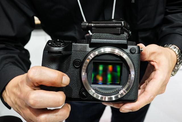 【CP+ 2017】Fujifilm GFX 50s | 04