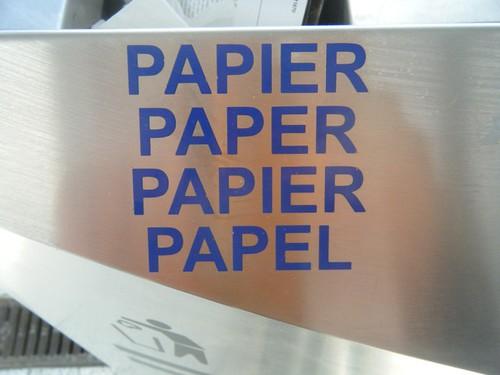 papierSprache