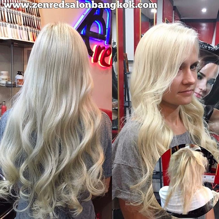 Hair Extensions Bangkok Thailand Specialists Zenred Have A Flickr