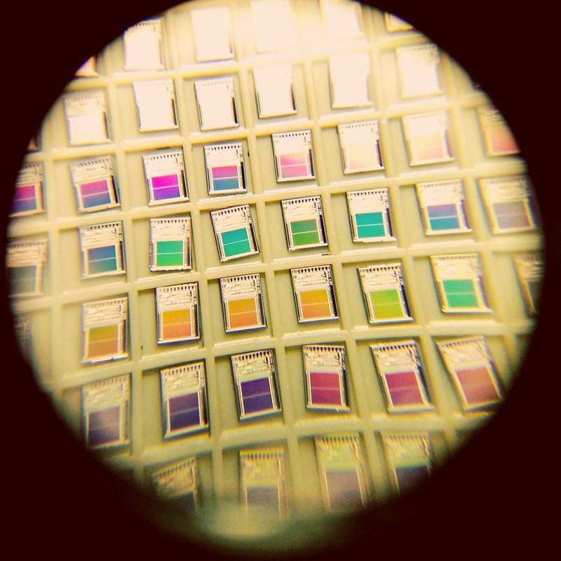 Silicon Rainbow