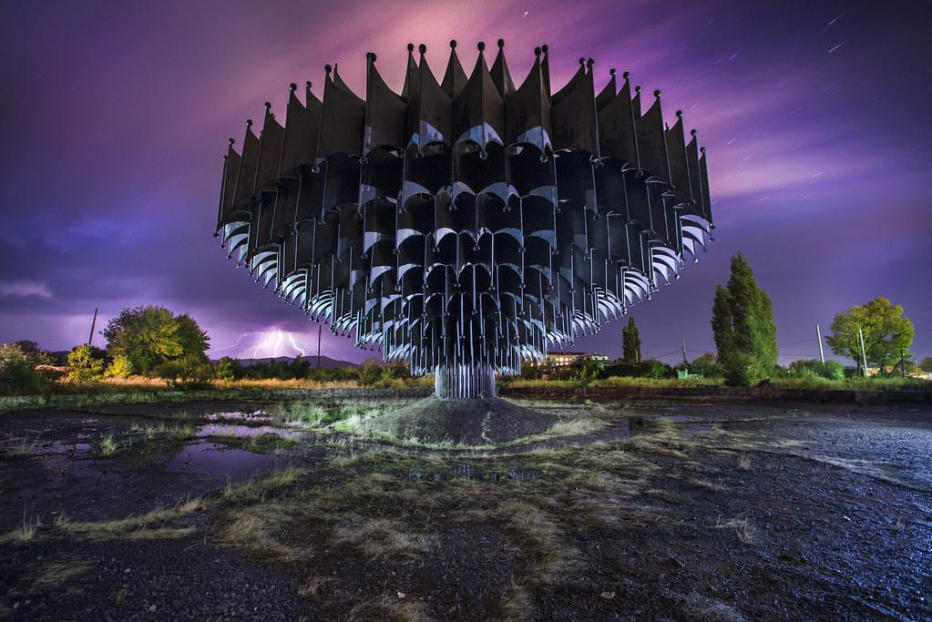 abandoned fountain gymri armenia follow me on www