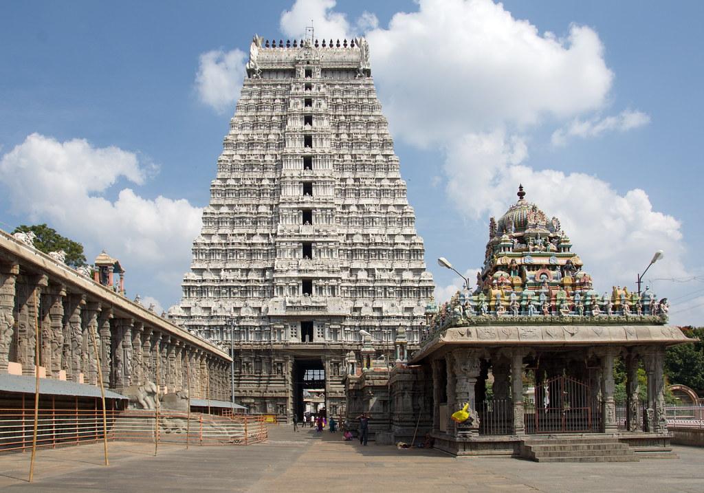 Largest Hindu Temples of Tamilnadu