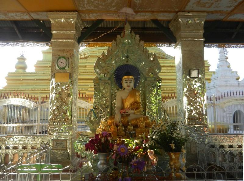 Бирма Храмы