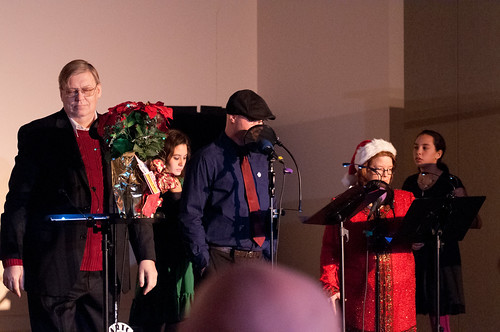 The Legend of the Poinsettia in Stockbridge, 2014!