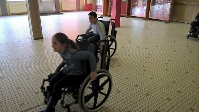 Sensibilisierung Behinderung