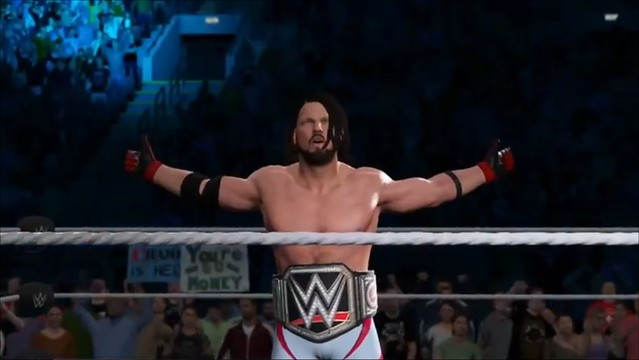 WWE 2K17 - Royal Rumble