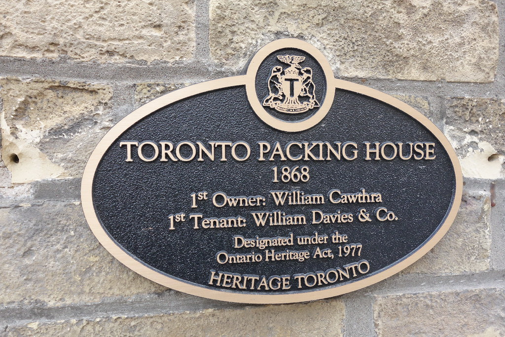 Toronto William Davies Pork Packing Plant