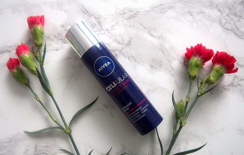 Nivea Cellural Perfect Skin Overnight Serum