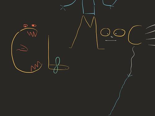 Doodled clmooc