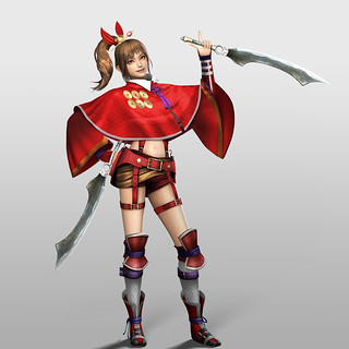 Samurai Warriors: Spirit of Sanada - SanadaColor_Kunoichi | by PlayStation Europe