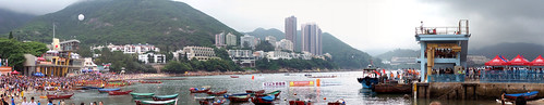 Dragon boat panorama | by RipperDoc