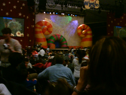 Wiggles Concert 2005 2 | Mommee co-meer | Flickr